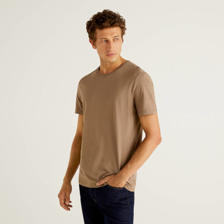 Dove gray t-shirt