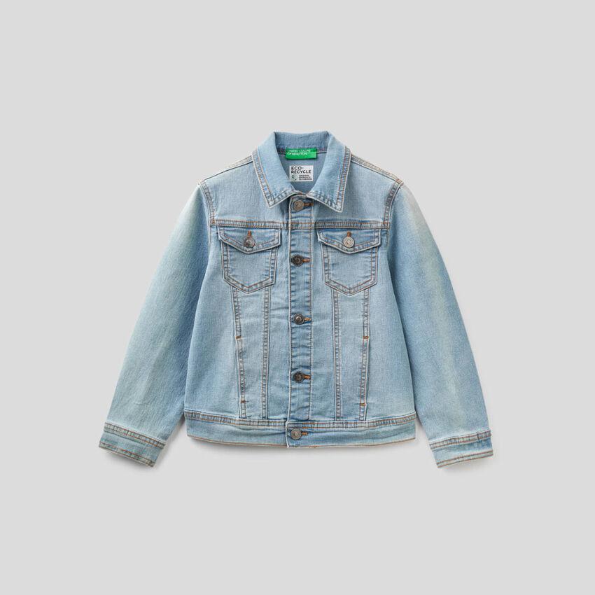 """Eco-Recycle"" denim jacket"